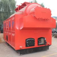 Buy cheap 4tons steam boiler wood fuel steam boiler textile factory used steam boiler from wholesalers