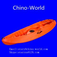 China LLDPE Fishing Kayak for sale on sale