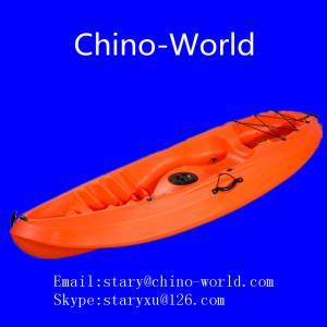 China LLDPE Fishing Kayak for sale on sale