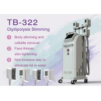 Buy cheap Salon Use 4 Cryo Handle Cryolipolysis Cellulite Reduce Machine For Cryo Fat Removal from wholesalers