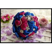 Buy cheap Wedding Bouquets, Silk Bridal Bouquets, and Silk Wedding Flowers from wholesalers