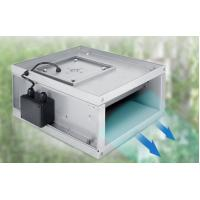 Buy cheap Ventilating Units Rectangular EC Duct Fan Blower With Gakvabused Sheet Steel from wholesalers