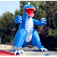 Buy cheap Customized Cheap Cute inflatable Cartoon Dinosaurs Model for Sale from Wholesalers