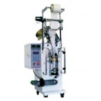 Buy cheap 3 - Side / 4 - Side Vertical Sachet Packaging Machine , Powder / Liquid Pouch Packaging Machine from wholesalers