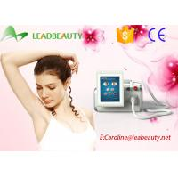 Buy cheap 10.4 inch touch screen CE approved professional 808nm diode laser hair removal machine for sale from wholesalers