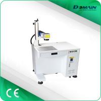 Buy cheap Fiber laser marking machine laser marker for electronic industry from wholesalers