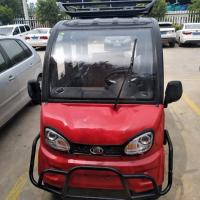 Buy cheap S-E02 Electric mini car, closed Electric passenger car, Left steering wheel from wholesalers