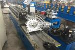 Buy cheap Cold Rolled U Profile 2.2KW Channel Steel Sheet Making Machine from wholesalers