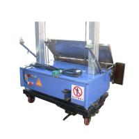 Buy cheap Building Construction Machinery Hot Selling ZB800-4A Wall Sand Plastering Machine For Wall from wholesalers