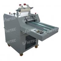 Buy cheap Pneumatic One Sided Laminator Film Lamination Machine With Separator SH-380 from wholesalers