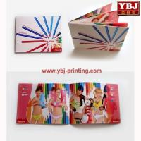 Buy cheap guangzhou Cheap Booklet Print Pamphlet/Brochure/Magazine/Catalogue full Color printing from wholesalers