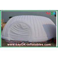Buy cheap Oxford Cloth Inflatable Air Tent , Diameter 5m Air Tent For Camping from wholesalers
