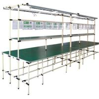 Buy cheap Stainless Steel Pcb Assembly Line Led Bulb Production Line Conveyor System from wholesalers