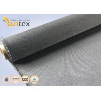 Buy cheap 30oz Weave - Lock Fire Resistant Fiberglass Fabric Flame Resistant Fabric 550C from wholesalers
