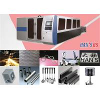 Buy cheap 380V Metal Plate Cutting Machine for SS / CS With Fiber Laser source from wholesalers
