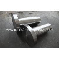 Quality AISI8630 Gear Axis Alloy Steel Forgings Heat Treatment Rough Machined for sale