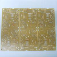Buy cheap Flexible Board Pcb Assembly with ED copper Flash gold plating mylar prototype pc board from wholesalers