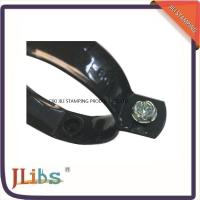 Buy cheap Plated Black Color 60mm Size Pipe Wall Clamp With Drop Forged Technology from wholesalers