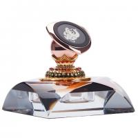 Buy cheap 360 degree rotation magnetic phone bracket with perfume bottle base from wholesalers