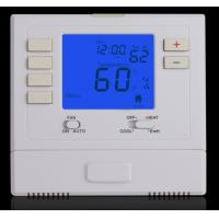 24V Electronic Room Thermostat Heat And Cool With Bule Blacklight
