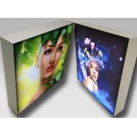 Buy cheap High Power Frameless LED Light Box Panels Flexible Graphic Silicon Edge from wholesalers