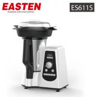 Buy cheap China Thermo Food Processor ES611S with LCD Display/ 600W Thermo Cooker/ 900W Heater Thermo Blender with Steamer from wholesalers