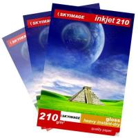 Buy cheap 210gsm High Glossy Photo paper from wholesalers