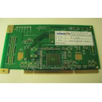 Buy cheap Blank 8 Layer FR4 Rigid Multilayer PCB For Memory Card , Hard Gold Plating PCB from wholesalers