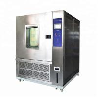Buy cheap Electronic Programmable Temperature And Humidity Chamber With 304 Stainless Steel from wholesalers
