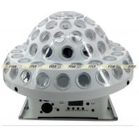 Buy cheap DMX512 Crystal Magic Ball Stage Light Dj Light Bar 6x3W 12CH 220x220mm from wholesalers