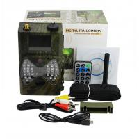 Buy cheap 12MP GSM Trail Camera,Thermal automatic tracking Hunting Scouting Camera (HC-300M) from wholesalers