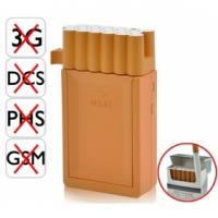 Buy cheap Signal jammer | Cigarette Box Style Design Mini Portable Hidden Cell Phone Jammer product