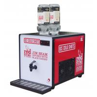 Buy cheap Bars / Restaurant Liquor Chiller And Dispenser With Compressor Cooling System from wholesalers