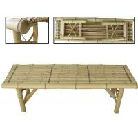 Buy cheap Bamboo Bench product