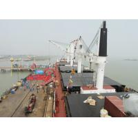 Buy cheap 31m Offshore Marine Cranes Electric Hydraulic Telescopic Boom With 360 Degree Rotation Angle from wholesalers