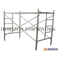 Buy cheap Multi - Function Ladder Frame Scaffolding Q235 Steel Pipe For Construction Work from wholesalers