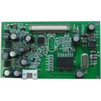 Buy cheap FR4 Halogen Free Electronic circuit board prototypes Assembly Services with 3mil Min.line space Osp 4.0mm board from wholesalers