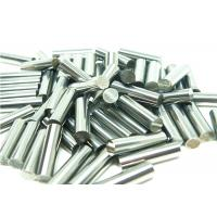Buy cheap Solid Tungsten Carbide Brazing Rod / Hardness Solid Carbide Round Blanks from wholesalers