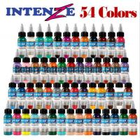 Buy cheap 30ml 1oz Permanent Tattoo Ink Natural Components Shading / Lining Application from wholesalers
