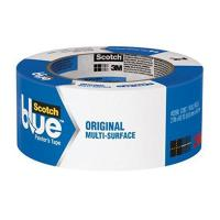 Buy cheap Masking Use and Heat-Resistant Feature colorful blue painters tape from wholesalers