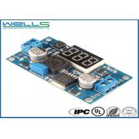 Buy cheap Custom PCB Assembly 8 Layers Printed Circuit Board OEM For Industrial Control Product from wholesalers