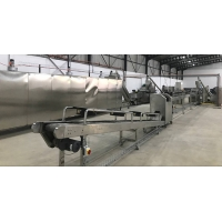 Buy cheap 81kw 100kg/H Pet Treats Extruding Line For Dog Chew Stick from wholesalers