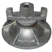 Buy cheap High Tensile Formwork Wing Nut Scaffolding Grey Iron Casting With Tie Rod from wholesalers