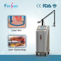 Buy cheap USA imported metal tube co2 laser fractional machine for vaginal tightening&scar removal from wholesalers