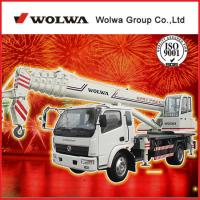 Buy cheap todano 50 ton used truck crane from wholesalers