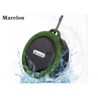 Buy cheap Outdoor Mini Active Waterproof Bluetooth Speaker TF Card Slot For Mp3 Files from wholesalers