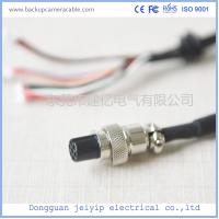 Buy cheap Terminal camera extension cable 7 Pin Female Bare Copper Connector ROHS from wholesalers
