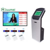 Buy cheap Electronic Digital Token Number Display System With 80mm Thermal Printer from wholesalers