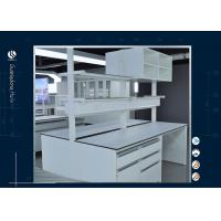 Buy cheap All Stell Material Dental Lab Furniture Modular Lab Side Bench from wholesalers