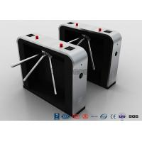 Buy cheap Bi - Directional Tripod Turnstile Gate 3 Arm With Access Control System product